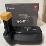 CANON RF R5 R6 BG-R10 專用電池手柄直倒