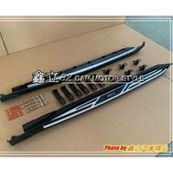 ※ 鑫立汽車精品 ※ HRV 16-19年 運動款 SPORT  橡膠 止滑 鋁合鋼金 側踏板 側踏