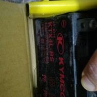 二手機車四號電池 YAMAHA 50cc專用