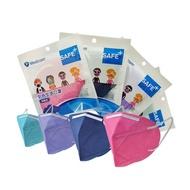(現貨) Medicom 麥迪康 Safe+ 彩色生活口罩 PM2.5(紫/深藍/桃紅/綠)耳掛式 單片/包 專品藥局 (中衛 摩戴舒 淨新)