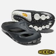 【美國 KEEN 】男新款 SHANTI X RFW 專業戶外護趾拖鞋(專利護趾設計+EVA中底+柔軟鞋墊)/透氣.快乾_1018206 黑