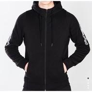 惡名昭彰 織帶外套XL (黑)