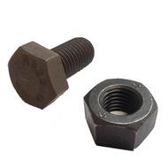 SS004 高張力螺絲 3/4 X 1-1/2英寸 C型鋼專用 角鋼螺絲 角鐵螺絲 10支/包(外六角螺絲 馬車螺絲)