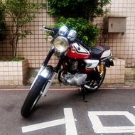 2007年 三陽 野狼R 150cc 化油器 國際檔