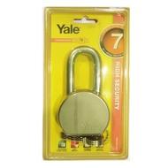 Yale High security padlock P301/63/154/1