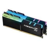 G.SKILL Trident Z RGB 幻光戟 DDR4 3200 32G(16G*2) RGB RAM時序16