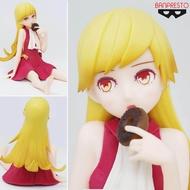 Model โมเดล งานแท้ 100% Banpresto Exq จากการ์ตูน Nisio Isin Exhibition Shinobu Oshino โอชิโนะ ชิโนบุ Ver Figure ฟิกเกอร์ Anime ของขวัญ Gift ของสะสมหายาก อนิเมะ การ์ตูน มังงะ Doll ตุ๊กตา คอลเลกชัน สั่งและนำเข้าจากญี่ปุ่น manga