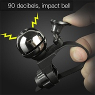 Sport Camp Retro Bicycle Bell Impact Style Riding Bell Loud Long Clear Mountain Road Bike Rotating Part