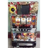 日本原裝下架機台(快打旋風)slot 斯洛大型電動玩具遊戲機(拉霸)娛樂聲光效果讚.打造專屬自己的電動間.高價回收機台