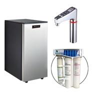 【德克生活】HS-58 櫥下冷熱雙溫飲水機(日本恆溫陶瓷加熱器)