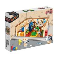 【Fun心玩】NO.7526 BanBao 邦寶積木 SNOOPY 史努比系列 偵探工作室(樂高Lego通用) 積木