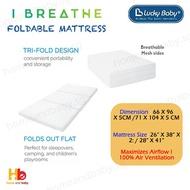 Lucky Baby i Breathe Foldable Mattress