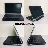 Laptop HP DELL Dual Core, i3, i5, i7 PC, COD Pre-owned Second hand Computer