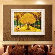"5D Diamond Painting''Money tree""Diamond Embroidery Round Full DIY Mosaic Home Decor"
