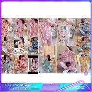 PAJAMA SLEEPWEAR sleepwear terno pajama sleepwear pajama set for women's /cottonpajama for women