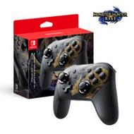Nintendo Switch Pro 控制器《魔物獵人 崛起》