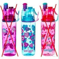 Smiggle Grins Spritz Water Bottle