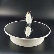 拉拉Lala's【Ho399】USB電動轉盤 電動旋轉展示台 360度旋轉 珠寶首飾展示架480