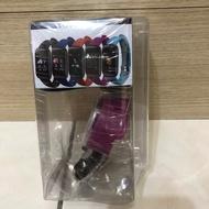 手錶藍芽無線 智慧手環 紫色 娃娃機雜物