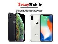 Apple iPhone X / Xs / Xs Max 64GB/256GB USED FULLSET