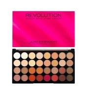 英國🇬🇧 Makeup Revolution Flawless 3 32色眼影盤