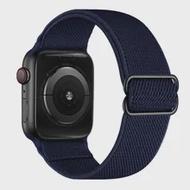 ไนลอนสำหรับ Apple Watch Band 44Mm SE Series 6 40มม.ถักยืดหยุ่น Solo Loop นาฬิกาสำหรับ IWatch 5 4 Applewatch 42Mm