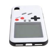 Kokiya สำหรับ iPhone X Case, Retro ออกแบบเกมสไตล์3D ซิลิโคนปลอกเคสสำหรับ Apple iPhone X 10เคสหลังกับเกม