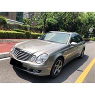 2007 BENZ E200K 售12萬 W211 LINE:s87748 電話0902-289-802 二手車 中古車
