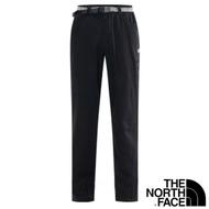 The North Face 男款 機能彈性保暖長褲_黑 V