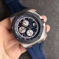 大廠橡膠錶帶款愛彼計時功能款,複刻原裝3126機芯,AP