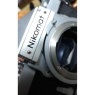 Nikon nikonmat FTn 底片 單眼相機 二手