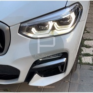 BMW 寶馬 G01 G02 X3 X4 霧燈 飾條 下巴 霧燈框 M SPORT 前保桿 保桿