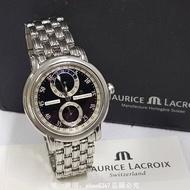 (出貨實物實拍)MAURICE LACROIX 艾美錶 匠心系列 (MP6148S002-320)原廠盒單全配件
