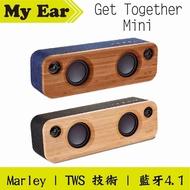 Marley Get Together Mini 兩色 藍芽 木質 喇叭 | My Ear耳機專門店