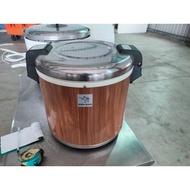 大高雄冠均二手貨家具(全省買賣)---象牌 TS-8000 50人份 保溫飯鍋