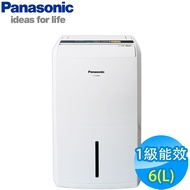 國際 1級能效 清淨除溼 Panasonic 國際牌 6L 1級LED面板清淨除濕機 F-Y12EM