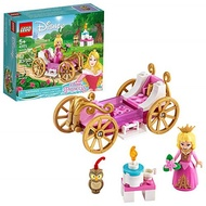 LEGO 樂高 Disney Aurora's Royal Carriage 43173 創意公主 (62 件)