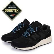 現貨 iShoes正品 New Balance 580系列 女鞋 Gore-Tex 防水 黑 麂皮 MRT580XY D