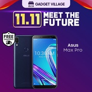 Asus Zenfone Max Pro 64gb/6gb - Official Asus Malaysia Warranty
