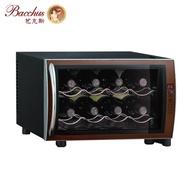 紅酒櫃Bacchus/芭克斯 BW-25D2 紅酒櫃恒溫酒櫃家用小型紅酒櫃子