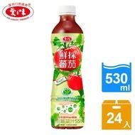 【愛之味】鮮採番茄汁OLIGO保健530mlx24入(國家健康食品認證)