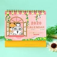 青青 好想兔系列 CDN-406 32K 2020三角桌曆