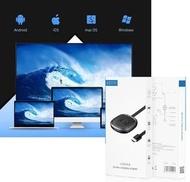 MiraScreen - MiraScreen G22 5G+2.4G Dual Band無線投屏器 高清轉換 電視機 同頻投影 4K穩定 流暢 電話手機無線投屏器 投射屏幕 圖像傳輸 2.4G / 5G雙WiFi連接