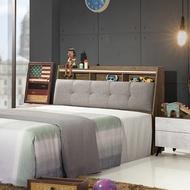 緹諾6尺床頭/H&D東稻家居-消費滿3千送點數10%