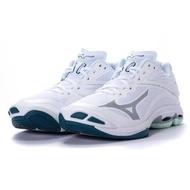 【MIZUNO 美津濃】WAVE LIGHTNING Z6 男款 排球鞋(V1GA200007)