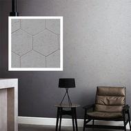 B115-06-13~15 (3色) 日本壁紙 逼真仿建材 小磚紋 磁磚 六角磚 工業 清水模風