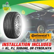 Continental ComfortContact CC6 Tyre 205/55R16