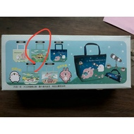 7-11卡娜赫拉的小動物/折疊托特保冷袋
