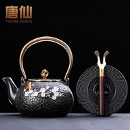 Iron Pot Cast Iron Tea Cast Iron Teapot Iron Teapot Cast Iron Pot Water Tea Set Iron Pot