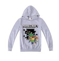 2020 ใหม่ 10yrs ผ้าฝ้ายกีฬา H oodies เกมการ์ตูนพิมพ์เด็กเสื้อผ้ายามเสื้อเสื้อกันหนาว b1189 8yrs 6yrs 4yrs hoodies